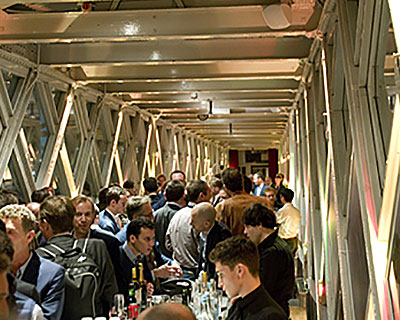 Frog gathers Europe's tech leaders at Tower Bridge