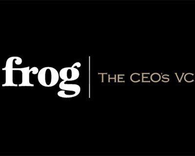 Introducing Frog's new strapline: The CEO's VC