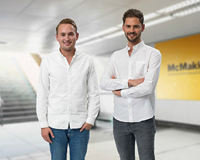 Frog Capital leads Series B for McMakler, Germany's leading hybrid Estate Agent