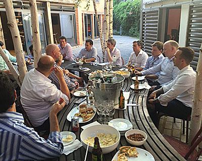 Blockchain Roundtable