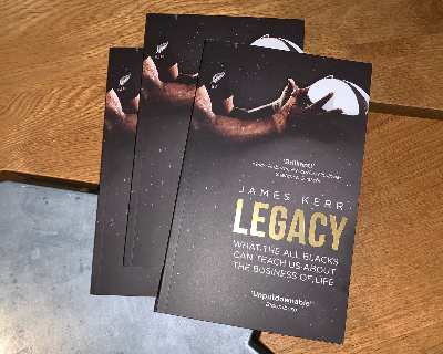 Legacy, by James Kerr