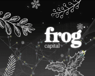 Season's Greetings from Frog