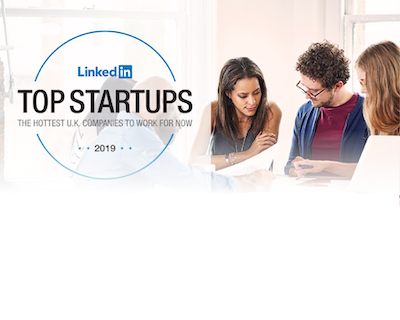 Modulr named by LinkedIn as one of the top UK start-ups to work for