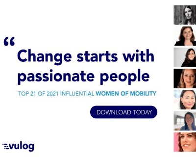 Vulog Announces Top 21 Influential Women in Mobility