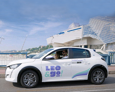 Vulog launches new 'Mobility Showcase' project, Leo&Go, in Lyon