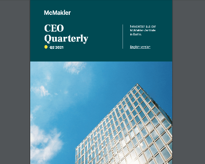 McMakler releases second issue of CEO Quarterly