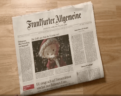 McMakler's real estate climate analysis published in Frankfurter Allgemeine