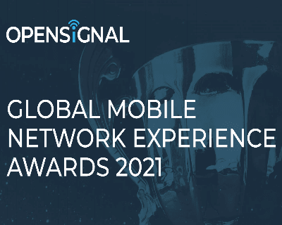 Opensignal release Global Mobile Network Experience Awards 2021 report