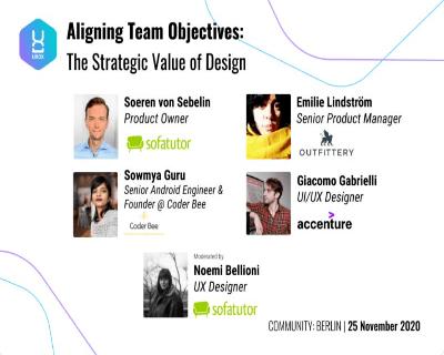 sofatutor participates in UXDX virtual design conference
