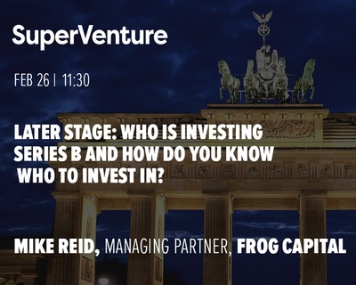 Five take-aways from SuperVenture Berlin