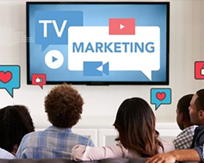 Blending TV into your marketing mix