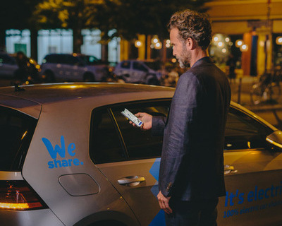 The largest ever all-electric vehicle car-sharing service is powered by Vulog