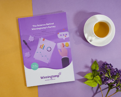 Winningtemp uncovers the factors that predict employee turnover and absenteeism